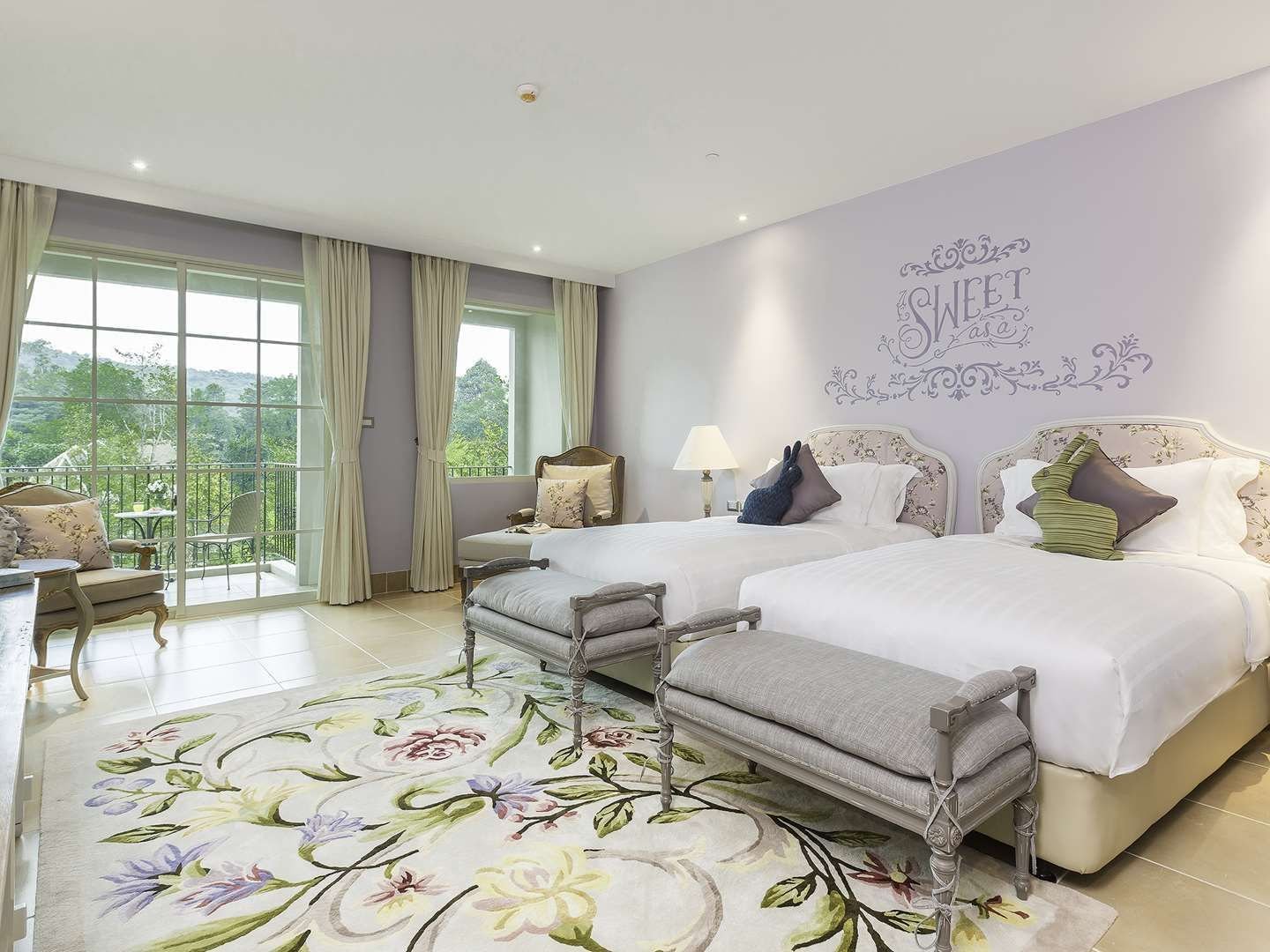 Deluxe with Afternoon Tea set at U Hotels and Resorts