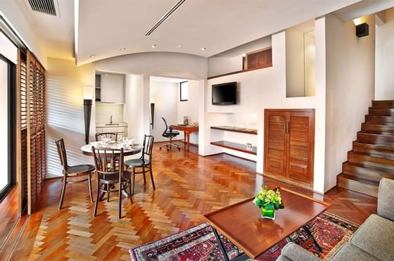 Living Room - Goodwood Park Hotel