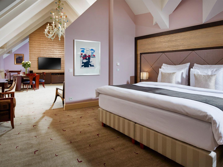 Smetana Luxury Suite at Aria Hotel in Prague