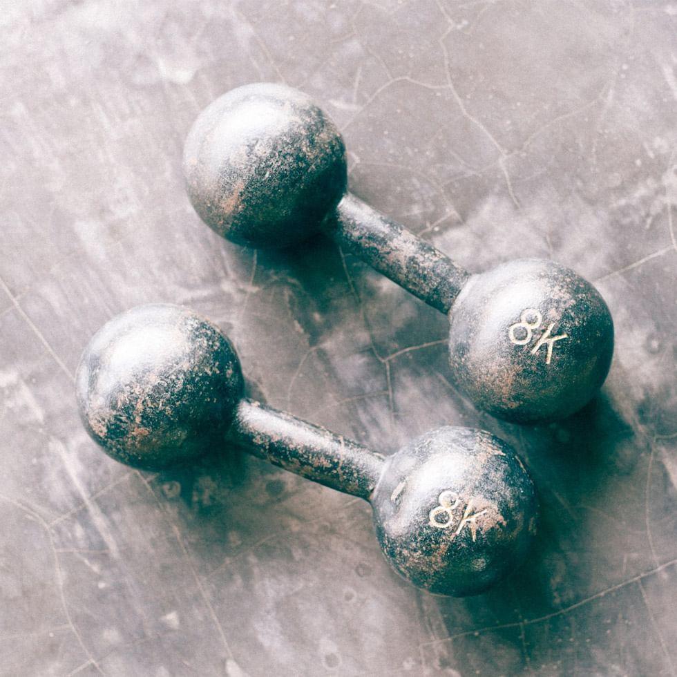 Gym Equipments at Falkensteiner Spa Resort Mariánské Lázně