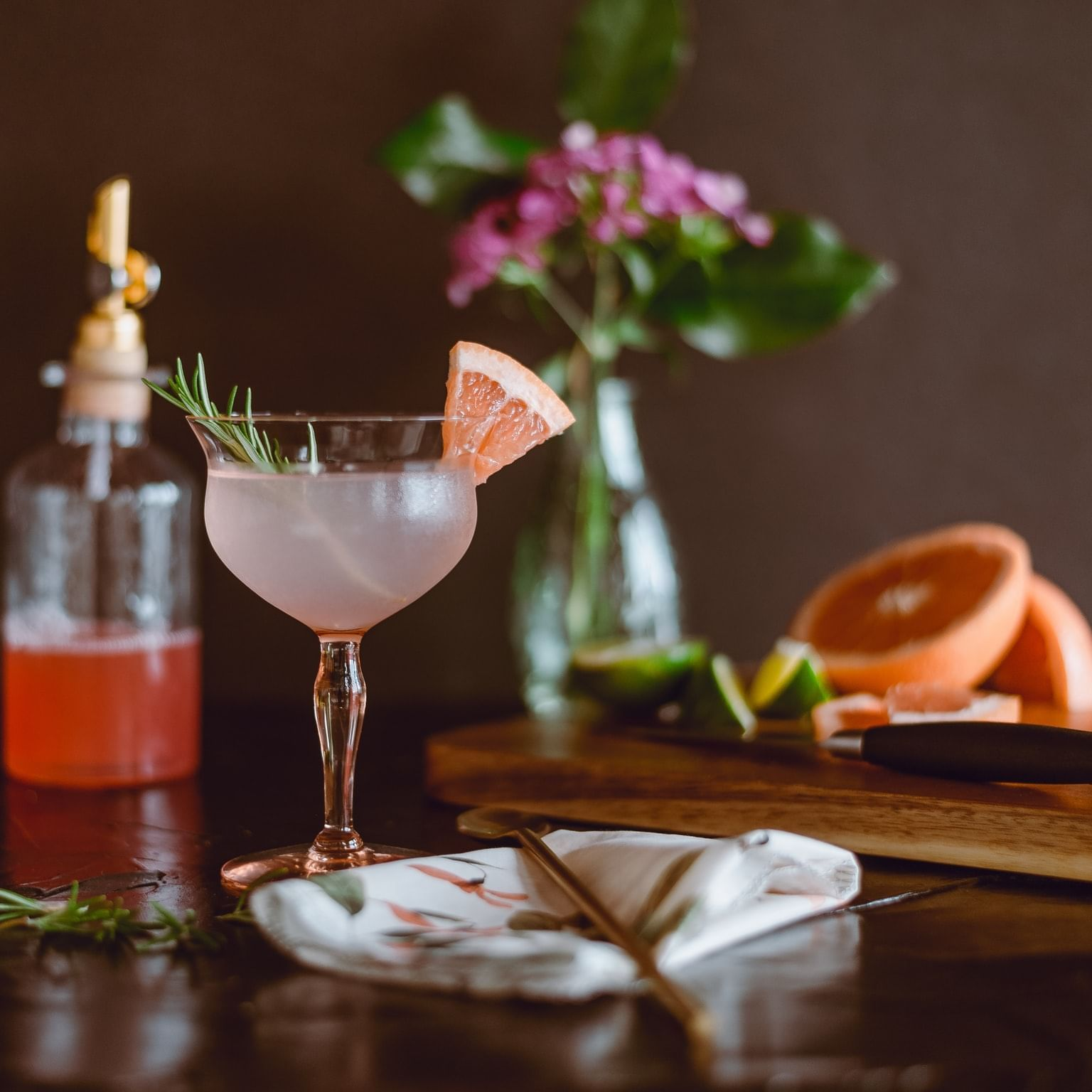 Variable flavors drinks in  at Intercontinental Kyiv hotel