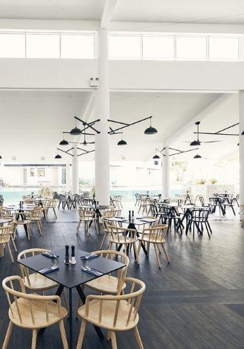 Graze Interactive Dining area at Daydream Island Resort