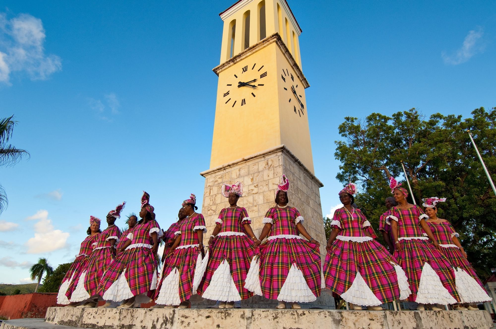 Quadrille Dancers