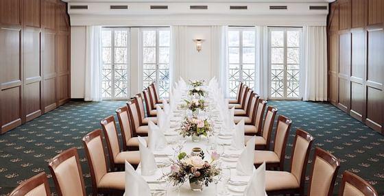 Grimming II - Event Room at Romantik Hotel Schloss Pichlarn, Aus