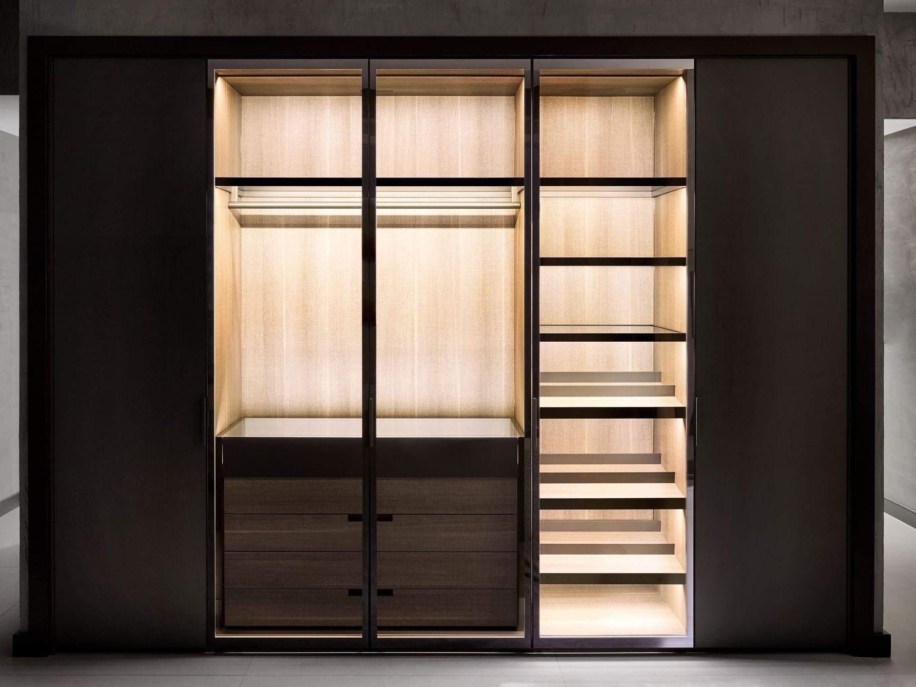 Poliform Penthouse Closet