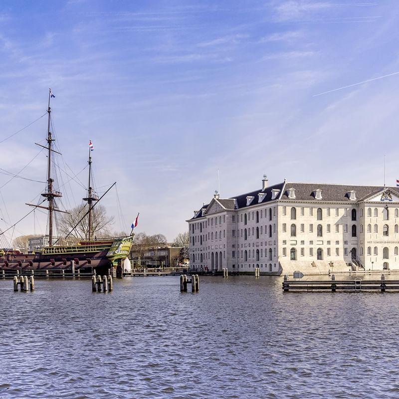 The National Maritime Museum - WARWICK CORPORATE