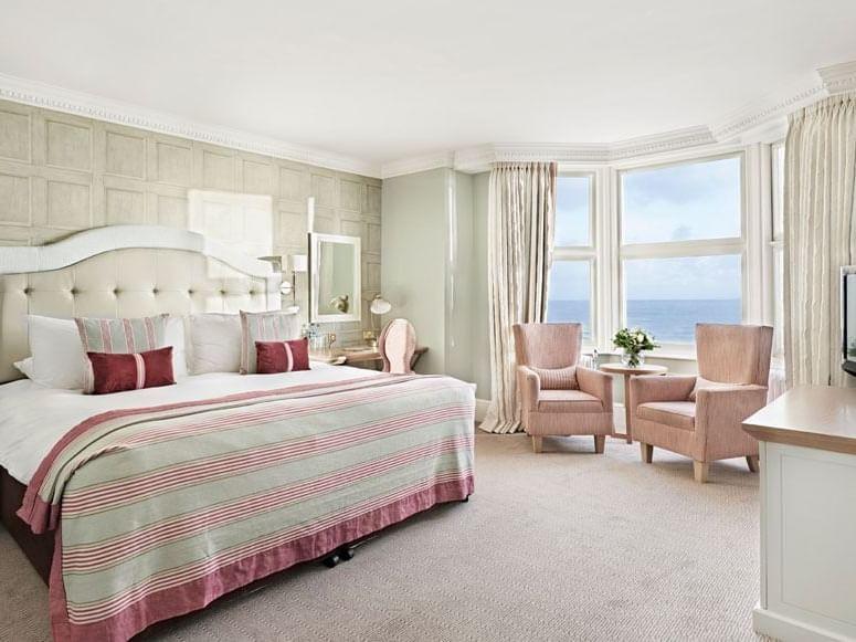 Classic Sea View Rooms at Grand Brington Hotel