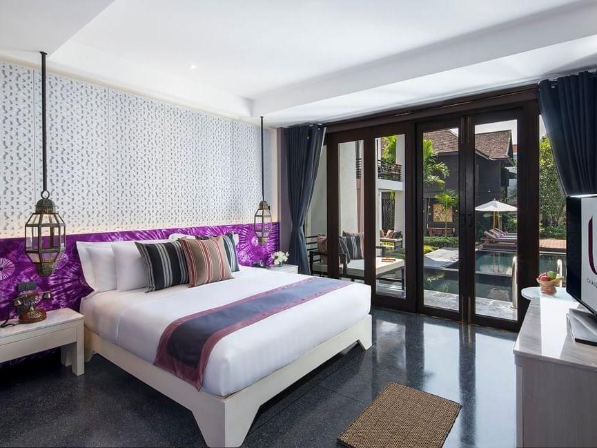 Superior Pool Access room  at U Hotels and Resorts