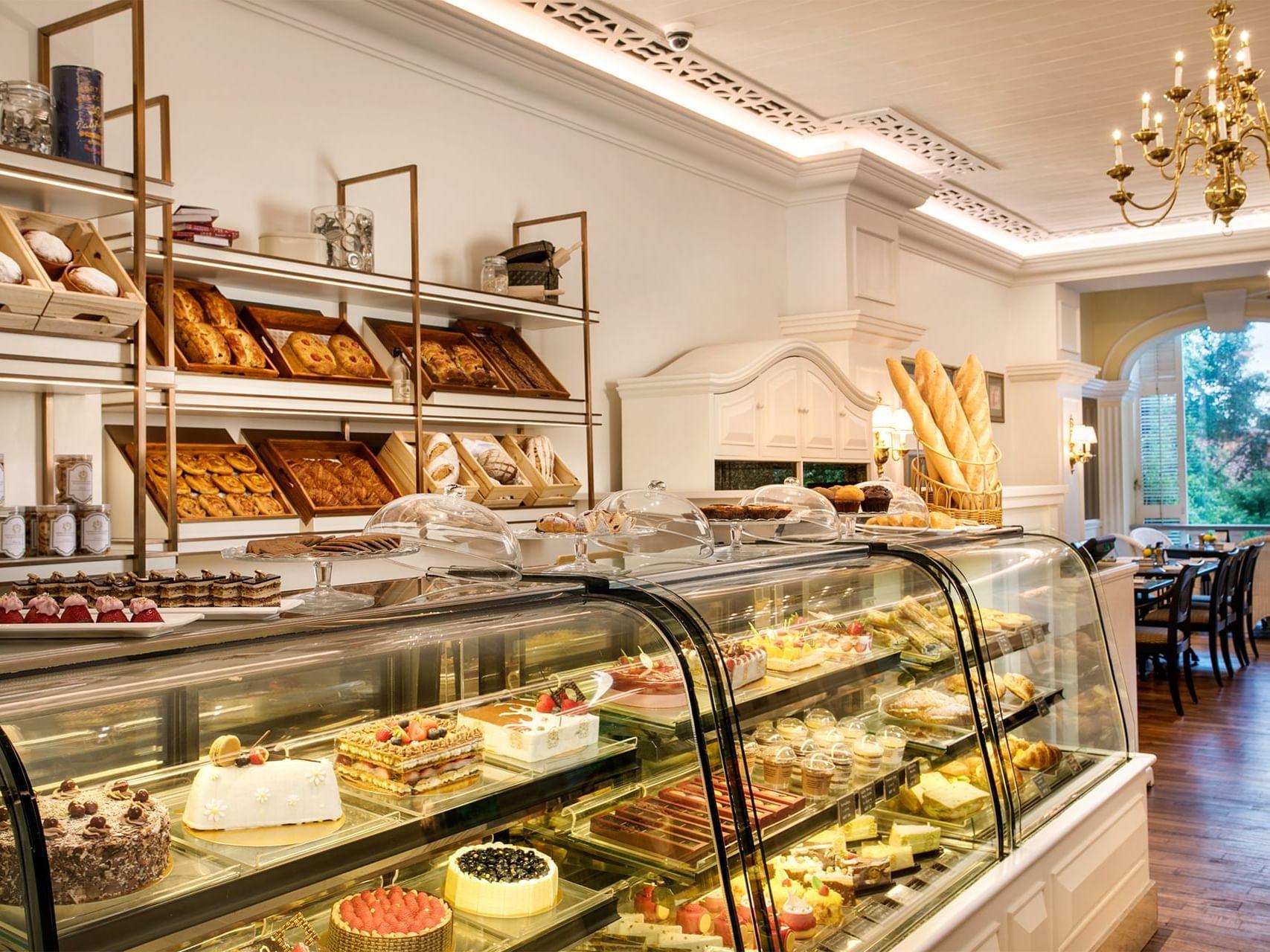 Cake shop at Artyzen Grand Lapa Hotel Macau