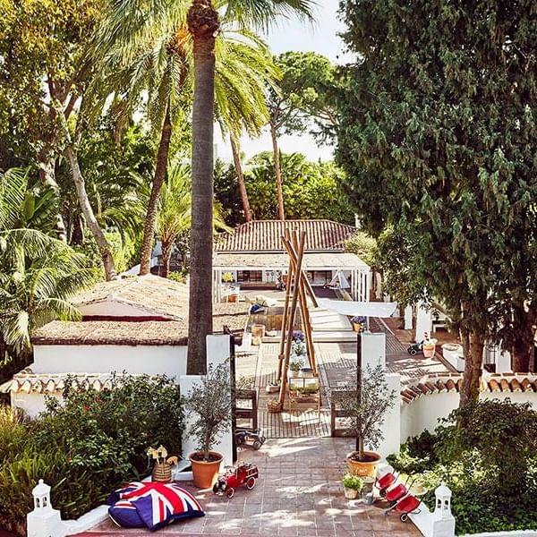 Exterior view at Marbella Club