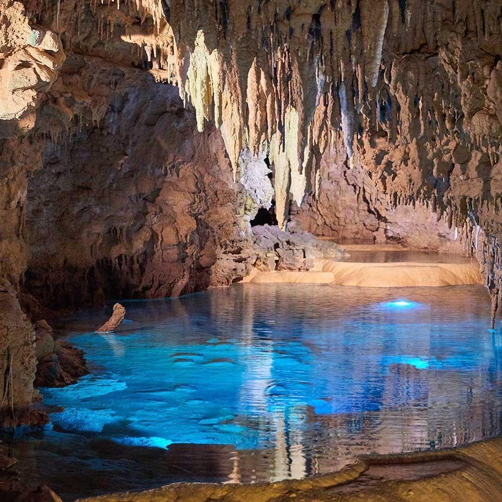 Obir Stalactite Cave near Falkensteiner Hotels and Residences