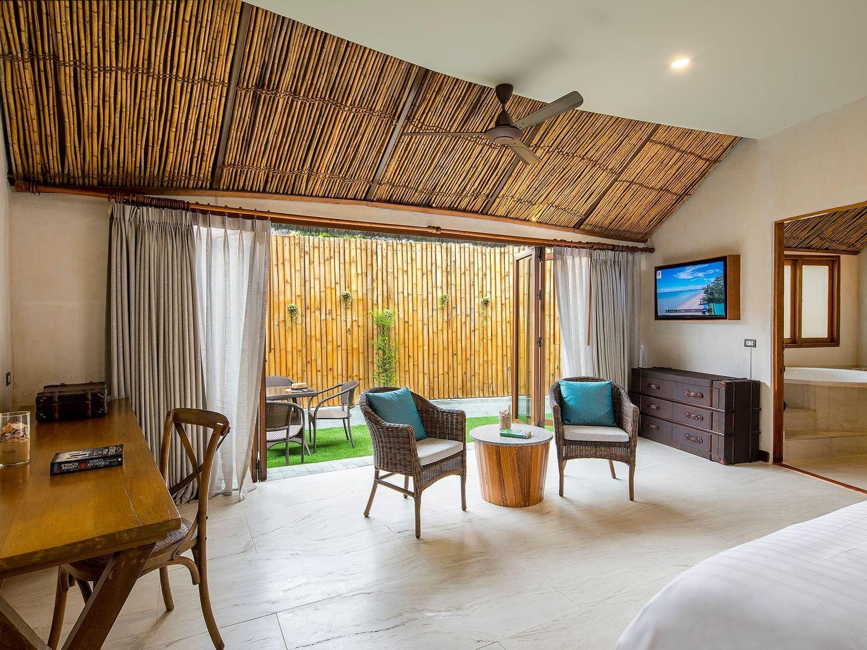 Pool Access Villa at U Hotels and Resorts