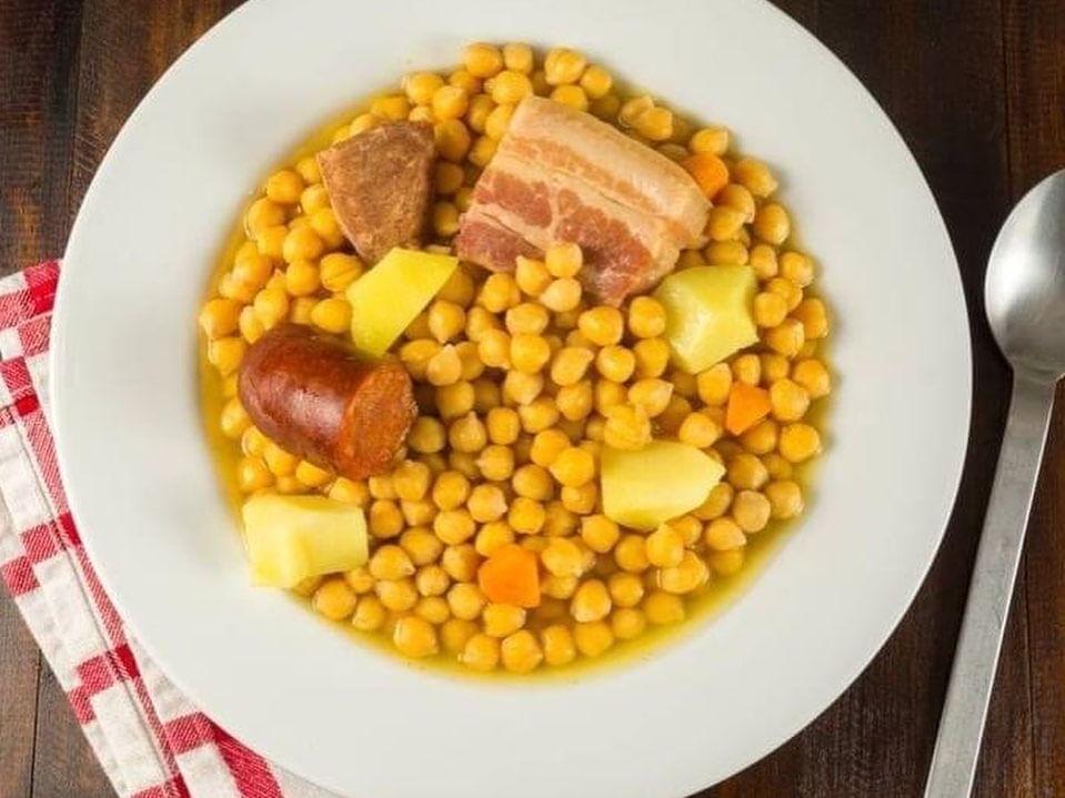 Traditional Madrid Food