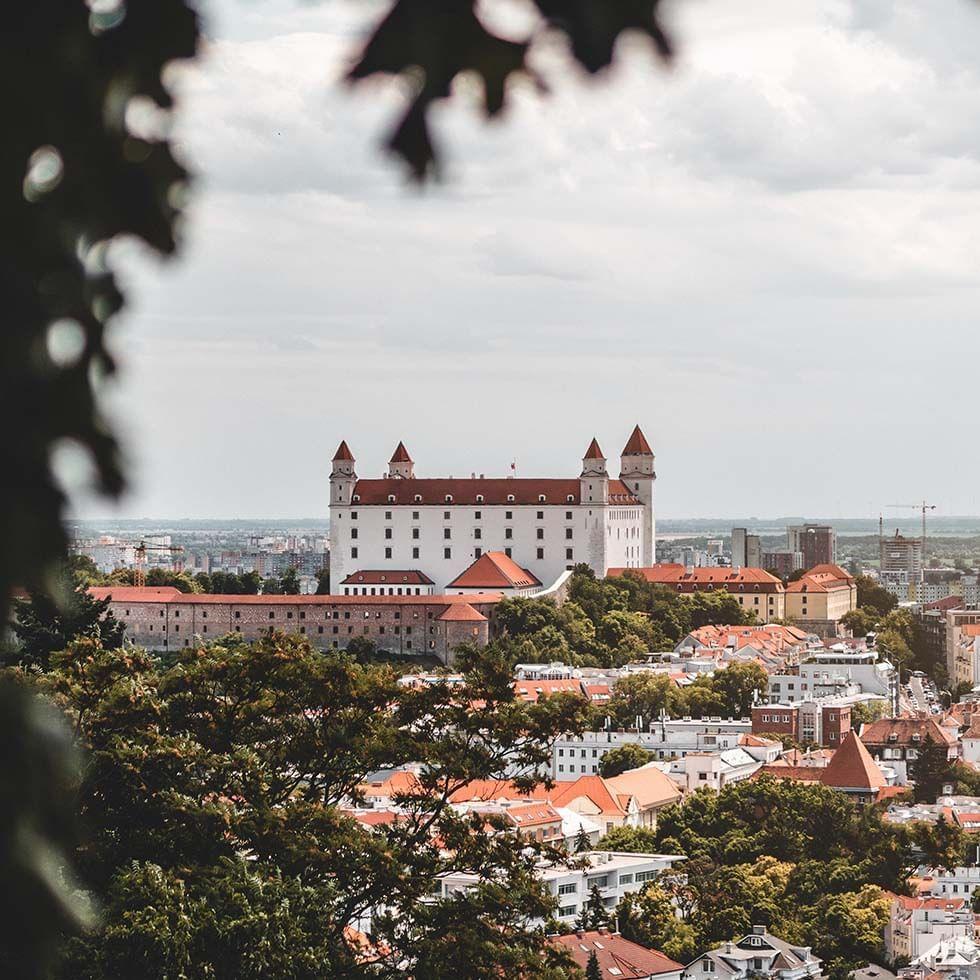 Bratislava Castle near Falkensteiner Hotels and Residences