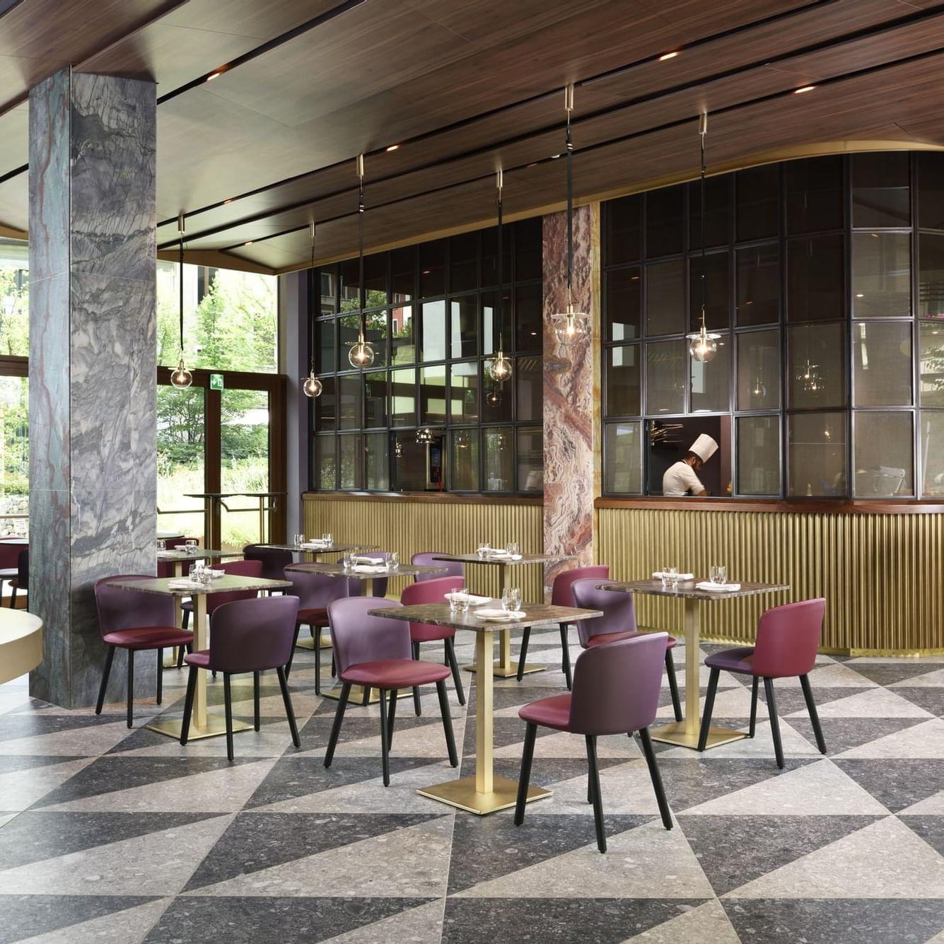 VERTIGO Urban Garden Bar e Osteria Contemporanea a Milano Verticale