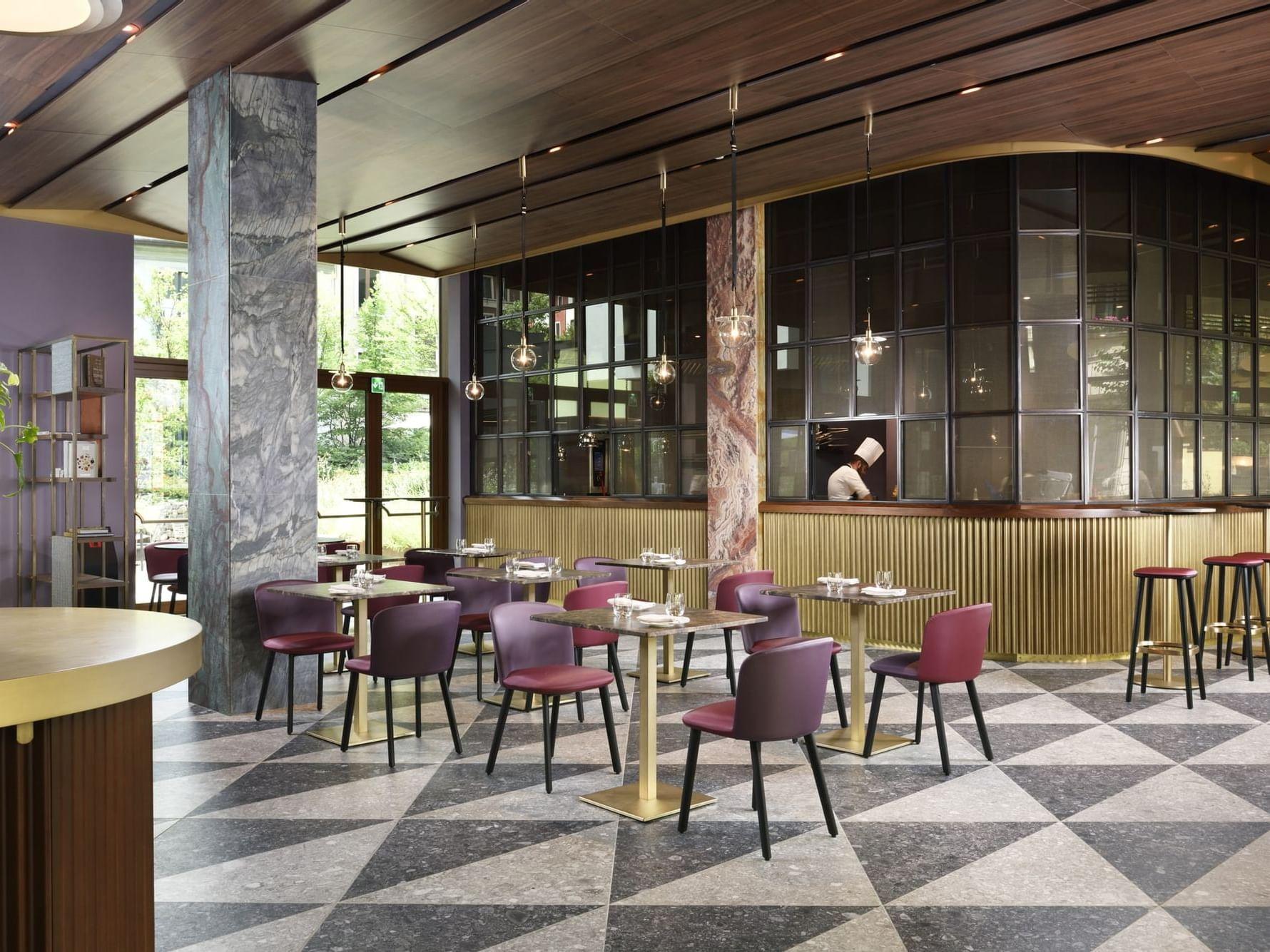 VERTIGO Urban Garden Bar e Osteria Contemporanea