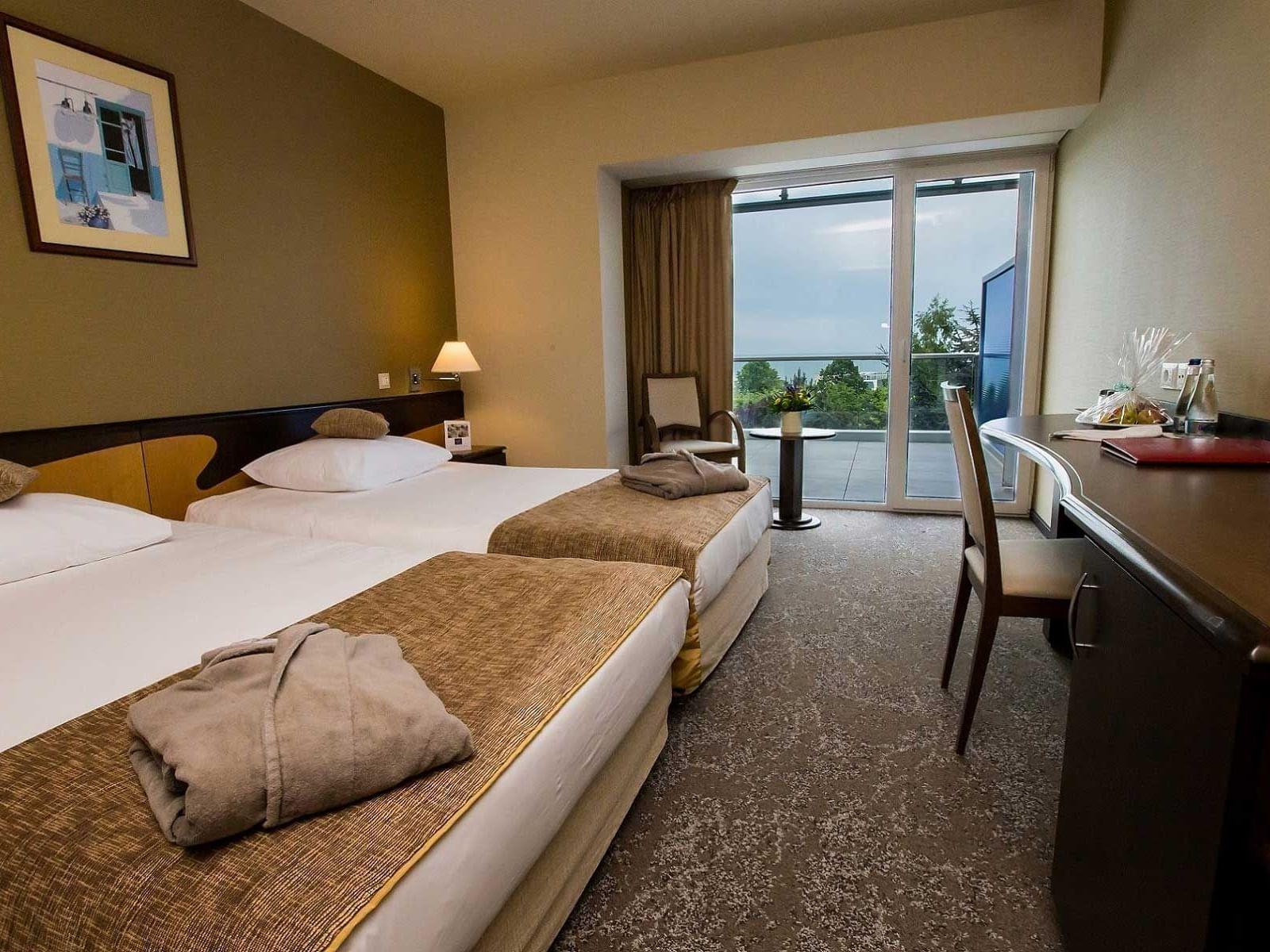 Twin Infinity Room la Ana Hotels Europa Eforie Nord