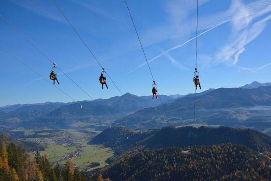 Activities at Schloss Pichlarn