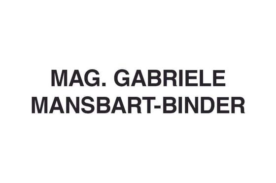 Partner Logo Mag. Gabriele Mansbart-Binder