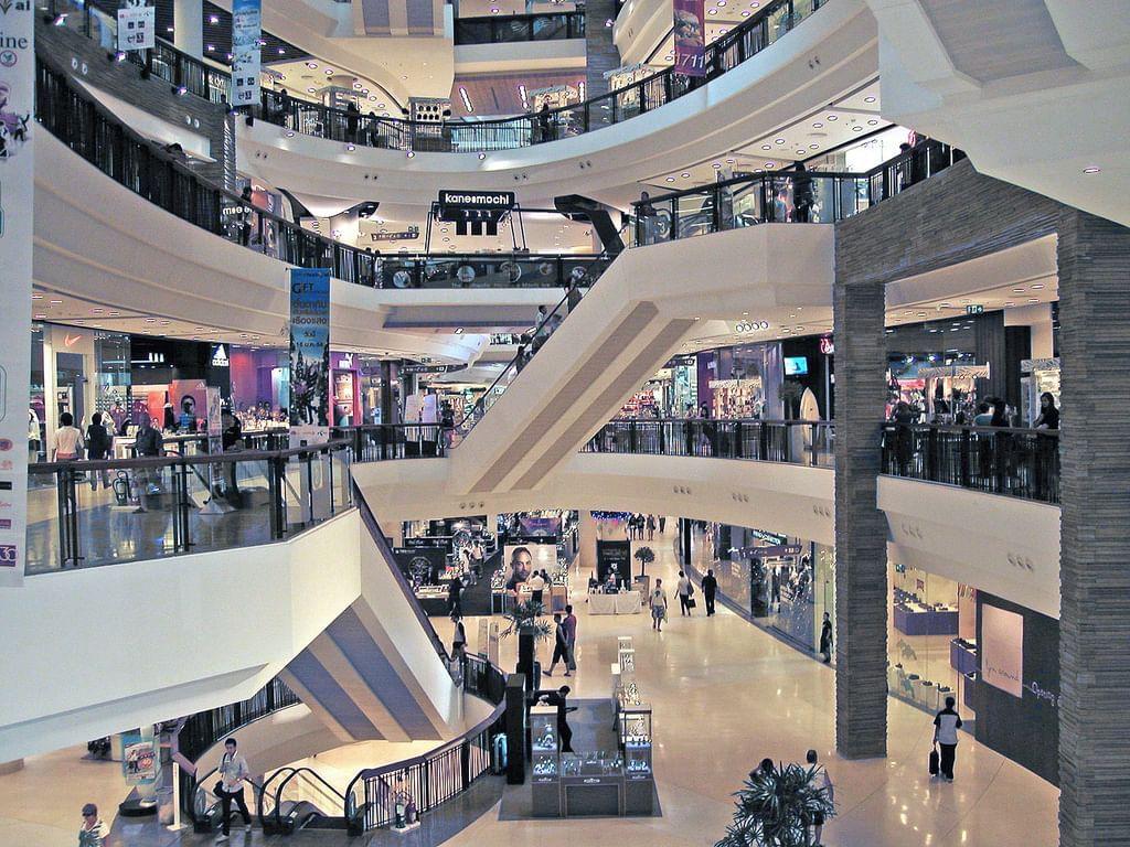 Central Festival Shopping Mall