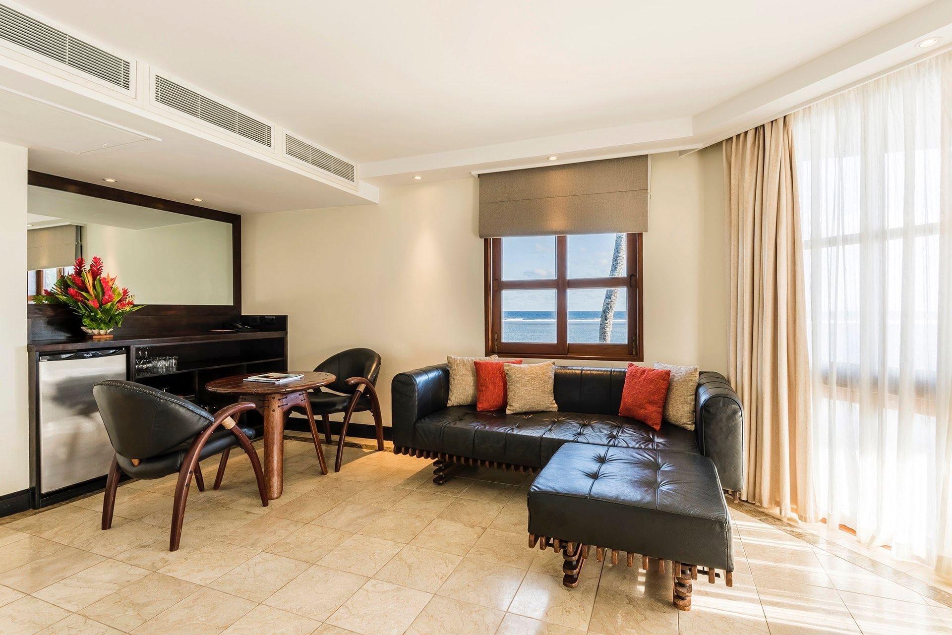 Warwick Fiji Suite Living room