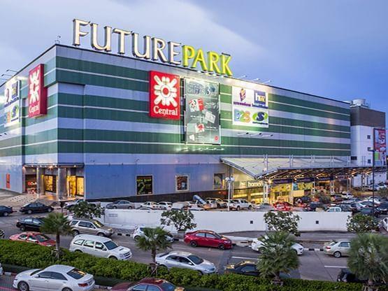 ฟิวเจอร์พาร์ค รังสิต - Future Park Rangsit - HOP INN HOTEL