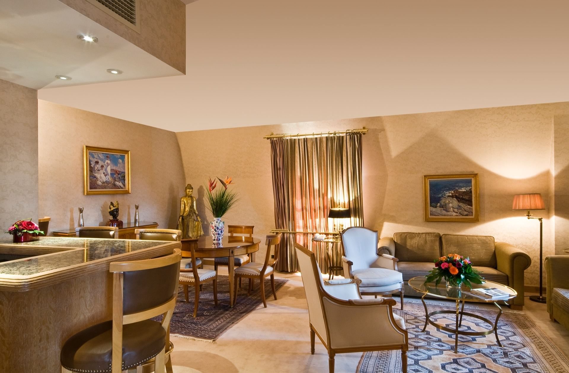 Royal Suite at Warwick Brussels