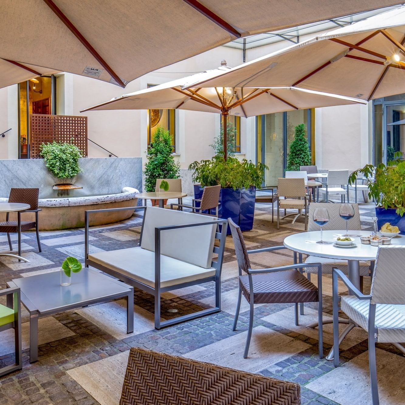 Hotel in centro a Roma