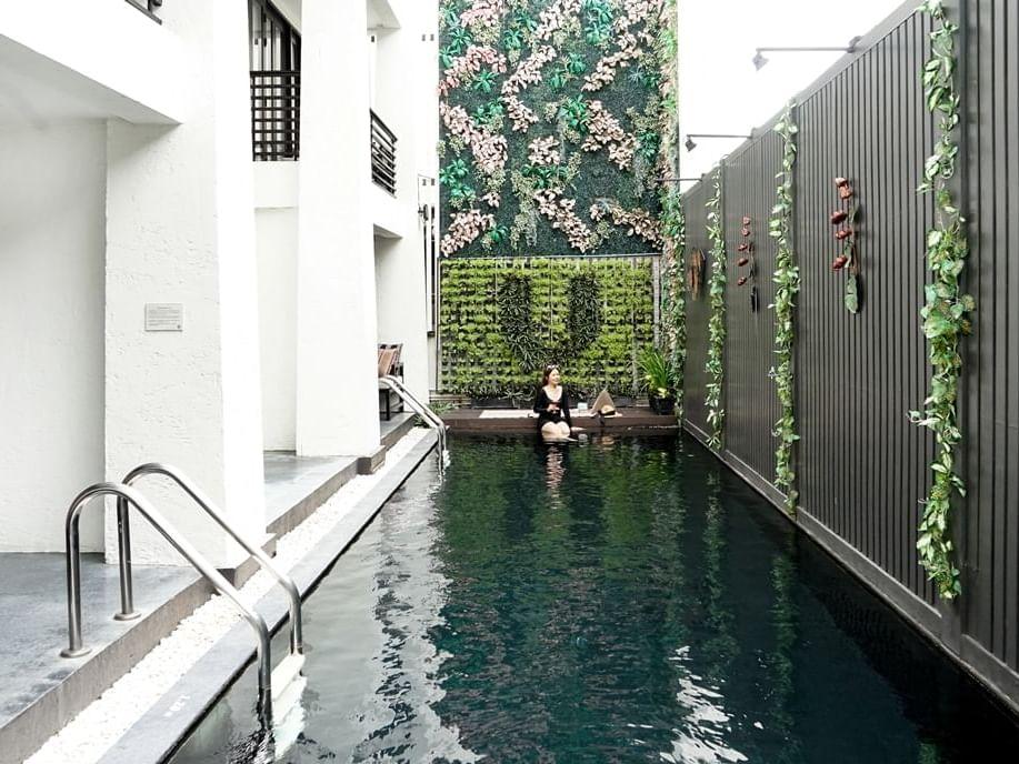 Family Pool Access room at U Hotels and Resorts