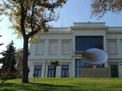 Exterior view of Sabanci Museum near CVK Hotels