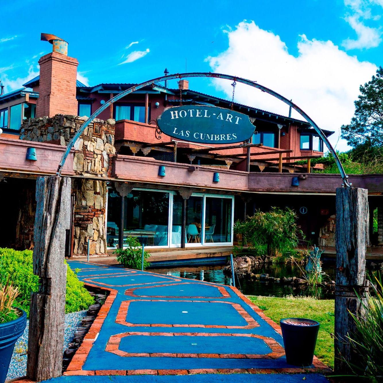 Las Cumbres Hotel Art & Spa