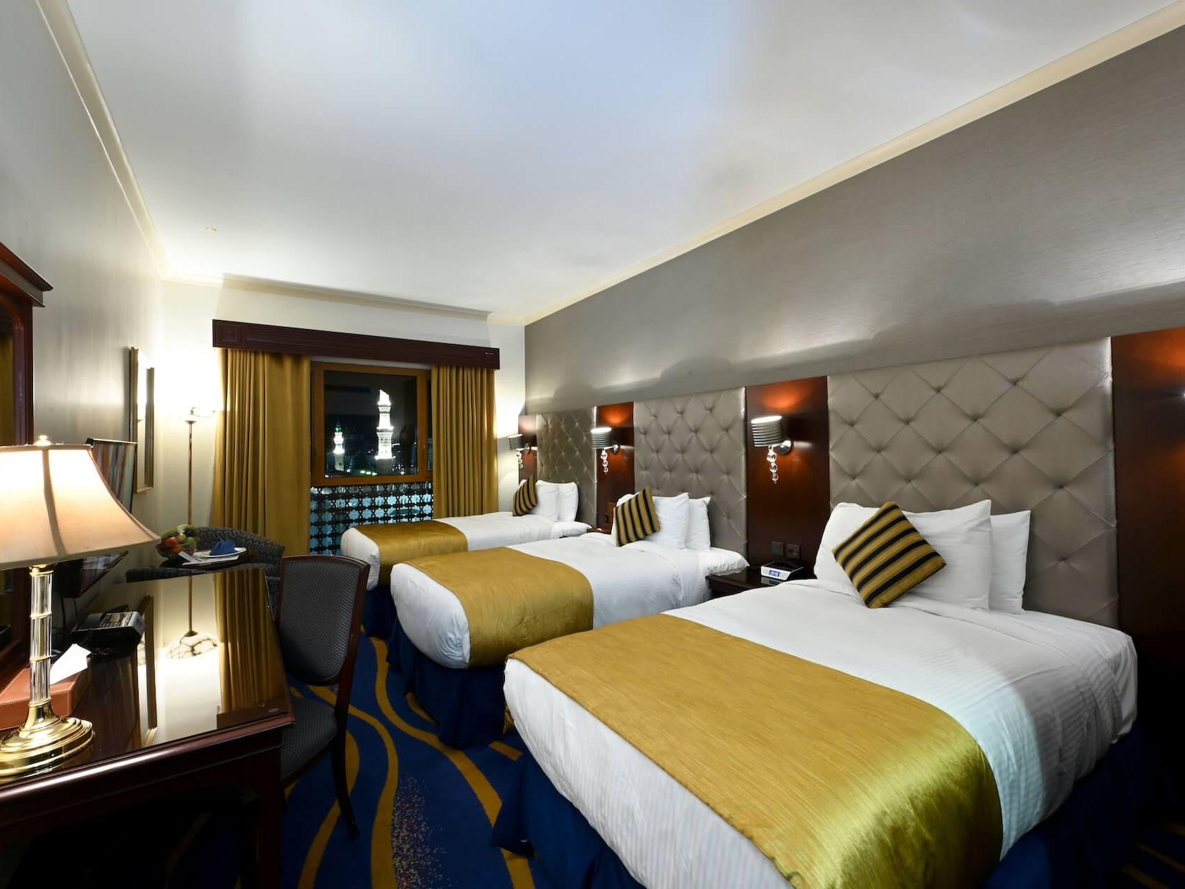 Premium Triple Room Haram View