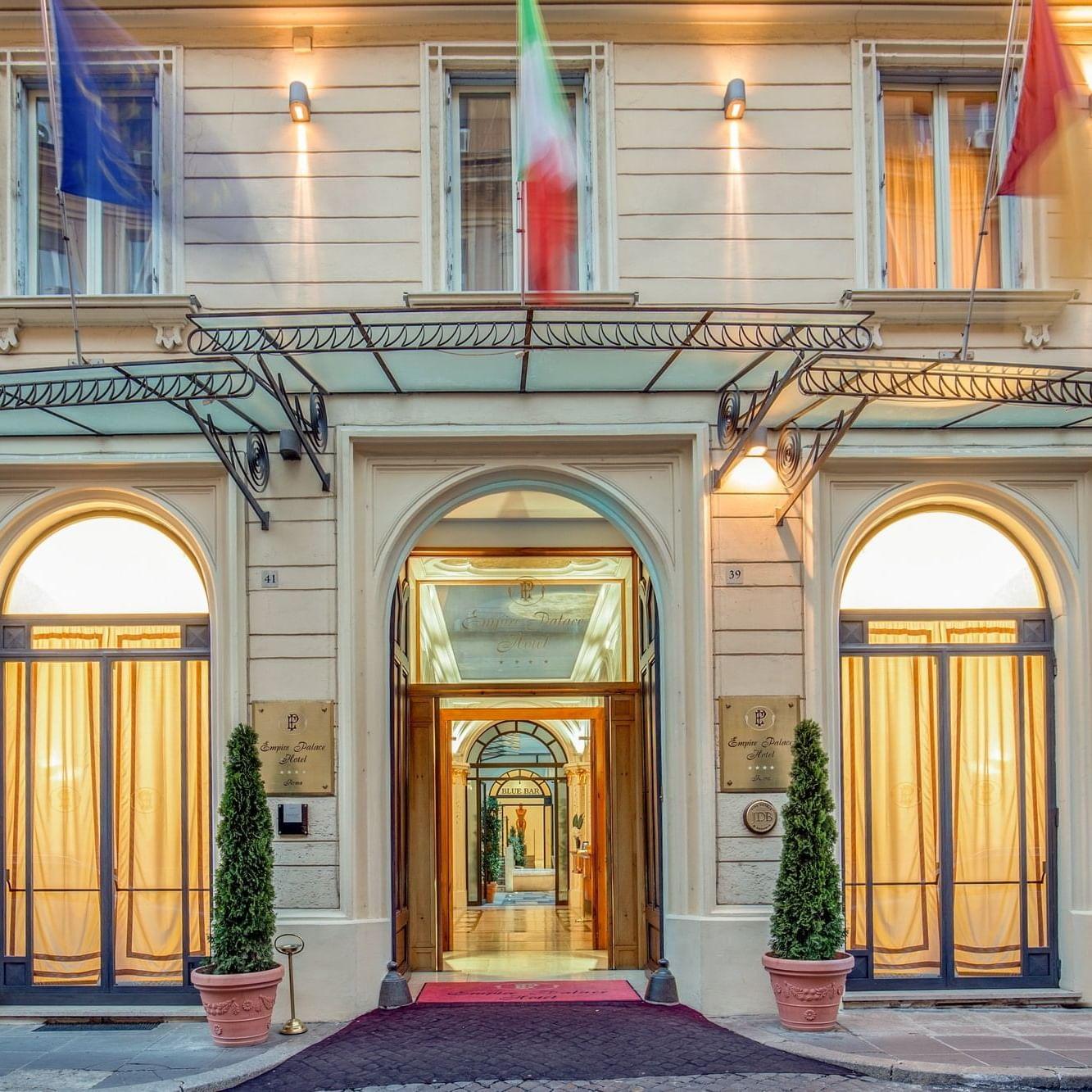 Hotel 4* a Roma