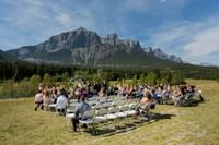 Outdoor Wedding - Canmore, AB