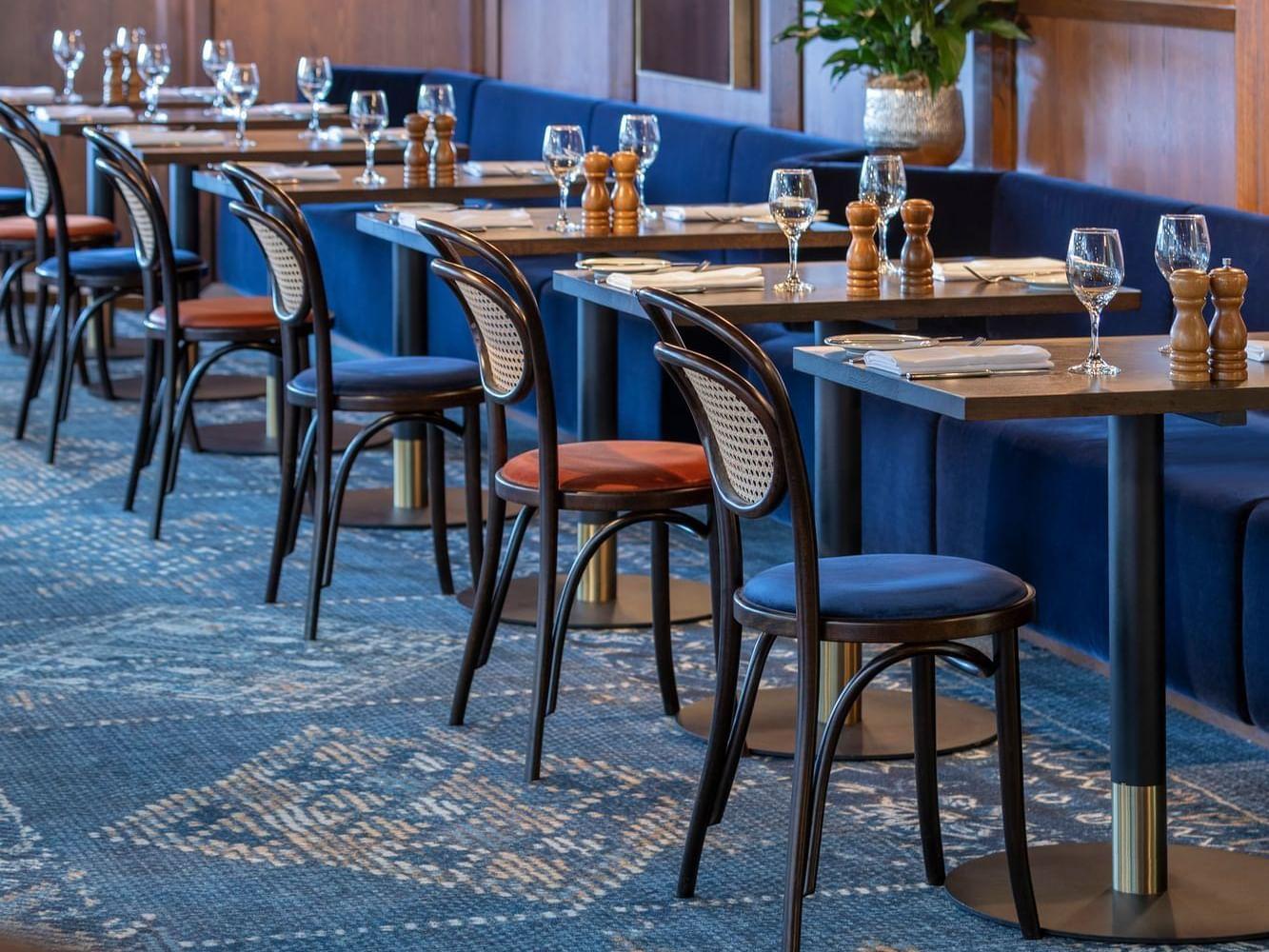 New reserve restaurant  - Amora Hotel