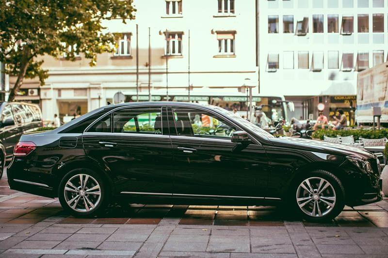 Parking at uHotel in Ljubljana