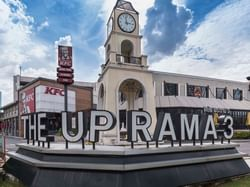 The Up Rama community mall near Emporium Suites by Chatrium
