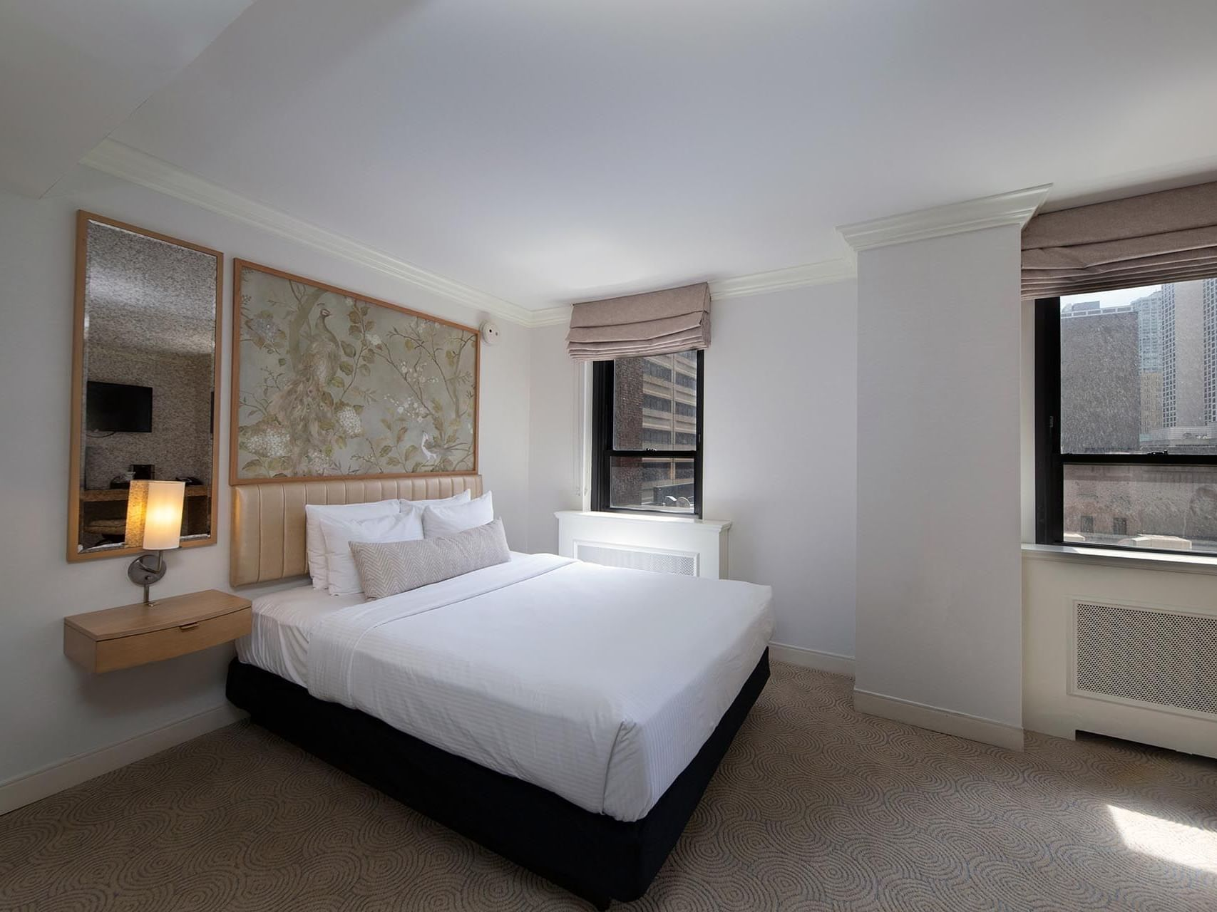 Petite Classique Room at Warwick Allerton
