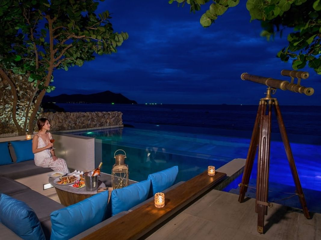 Beachfront Pool Villa at U Hotels and Resorts