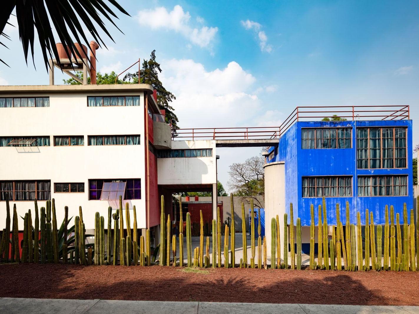 Museo Estudio Diego Rivera And Frida Kahlo at Marquis Reforma