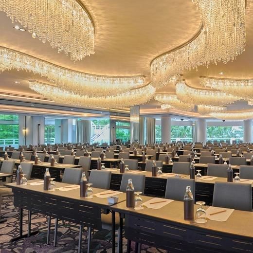 View of a meeting room at Chatrium Hotel Riverside Bangkok