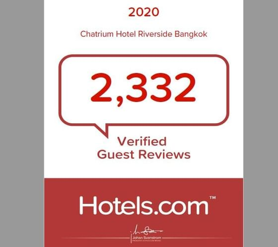 Hotels.com Verified Reviews