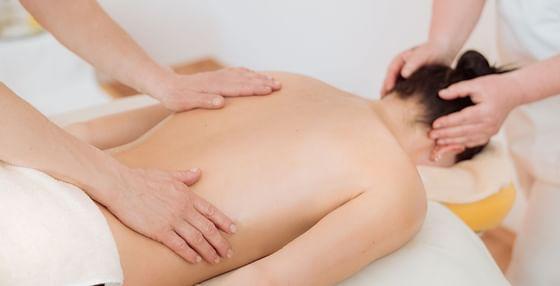 Ayurvedic Massage at Romantik Hotel Schloss Pichlarn, Austria