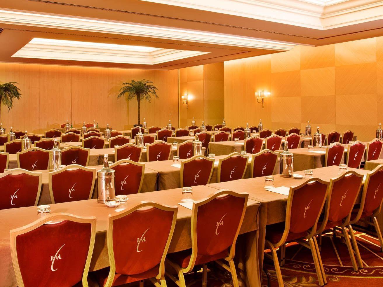 Salón de Reunión XII del Hotel Cascais Miragem Health & Spa