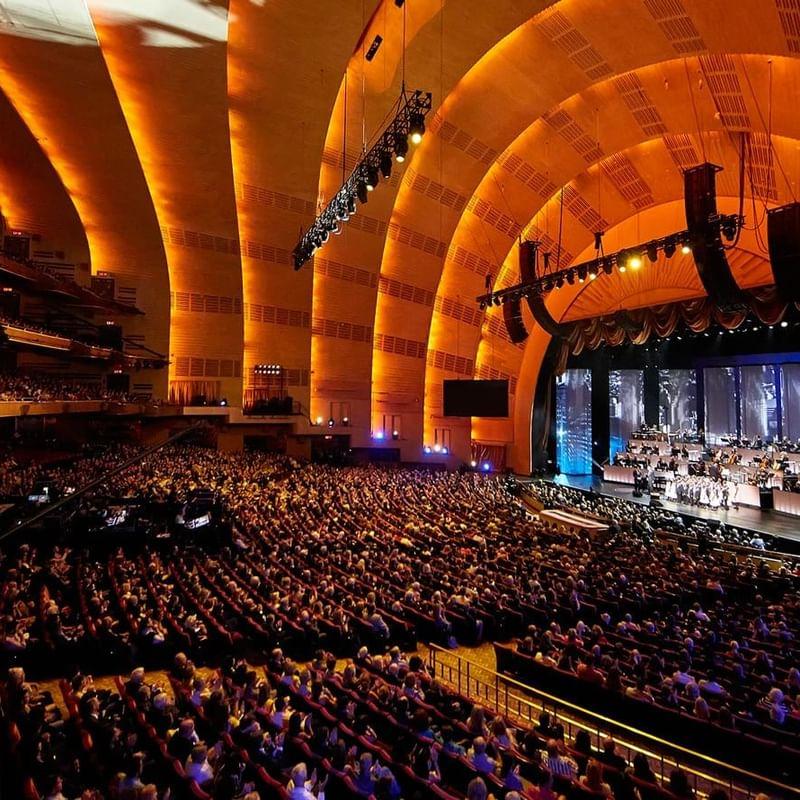 Radio City Music Hall - WARWICK CORPORATE