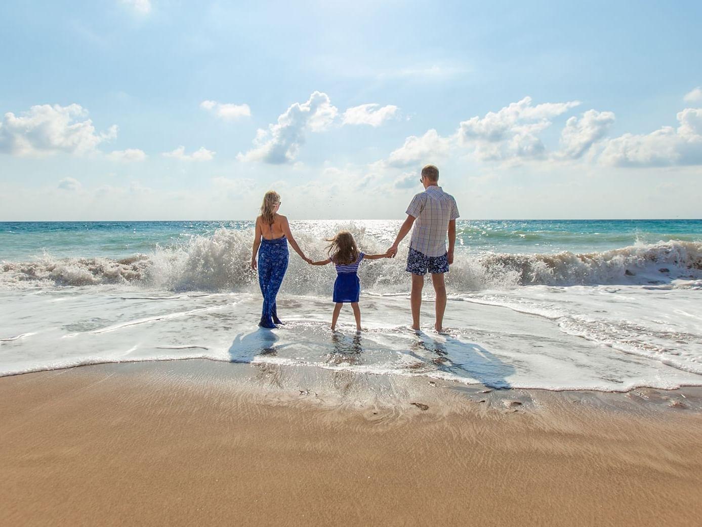 Beach view - Legacy Vacation Resorts