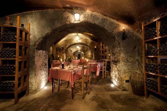 Massimo D'Azeglio - Wine Celler  in Bettoja Hotel Mediterraneo
