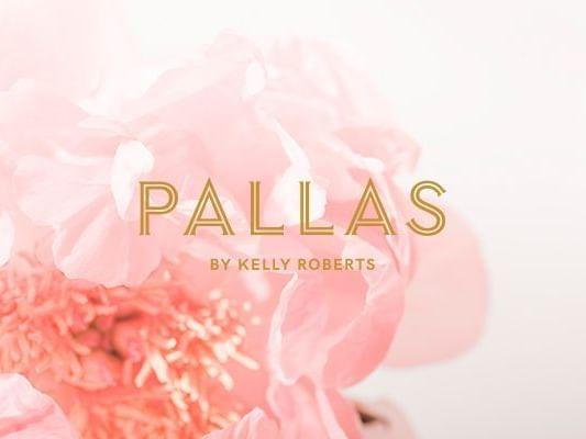 Pallas by Kelly Roberts Logo