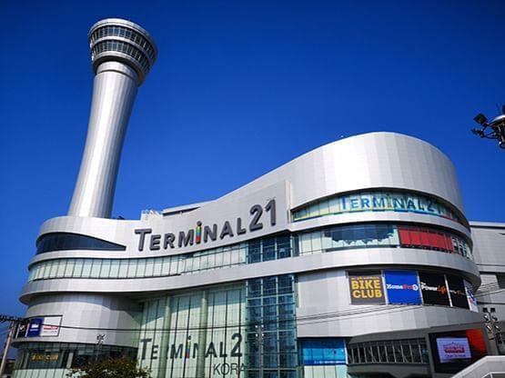Terminal 21 Korat - HOP INN HOTEL