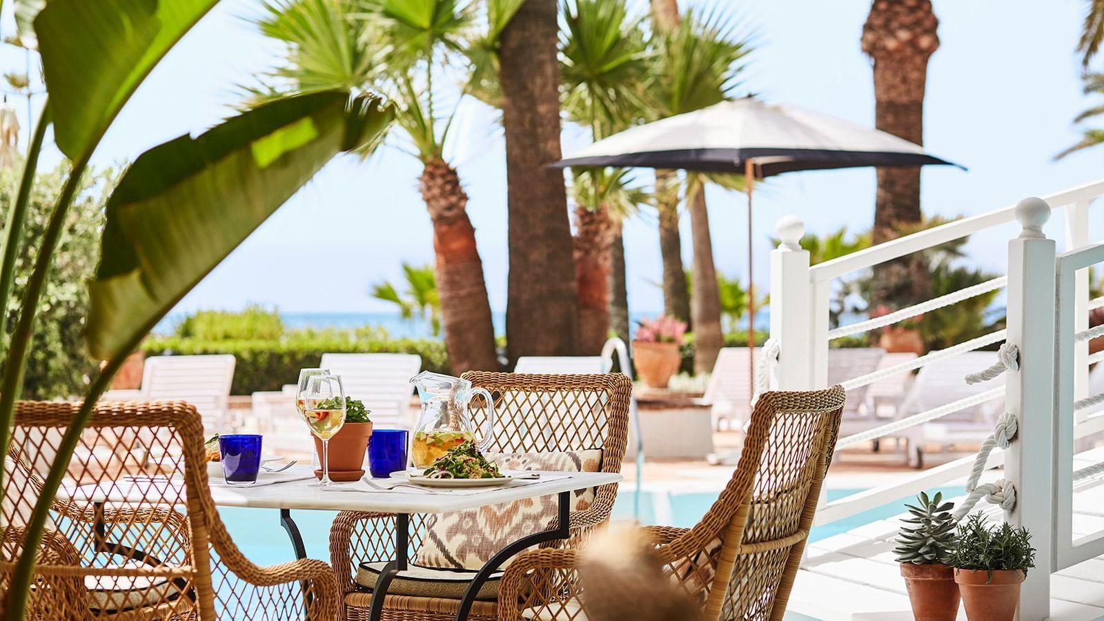 Beach Club - Marbella Club